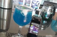 Ini 'Blue Fire Tea', Teh Biru Cantik Kaya Khasiat dari Bondowoso