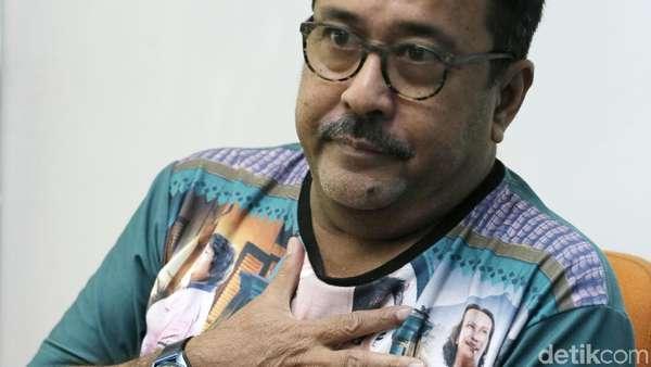 Cerita Rano Karno soal Penyakit hingga Kehilangan Empedu