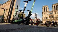 Paris Larang Skuter Listrik di Trotoar
