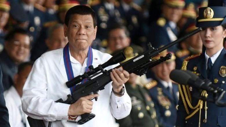 Pemilu Sela Filipina, Popularitas Duterte Bisa Membantunya Kuasai Senat?