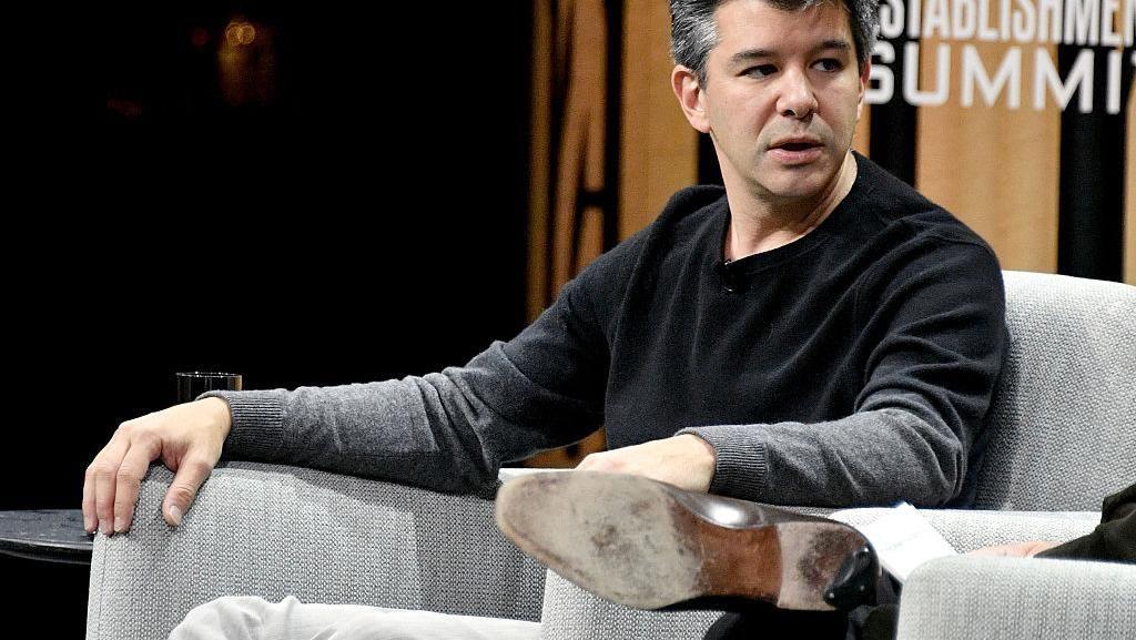 Pendiri Uber yang Didepak Cairkan Saham Rp 20 Triliun