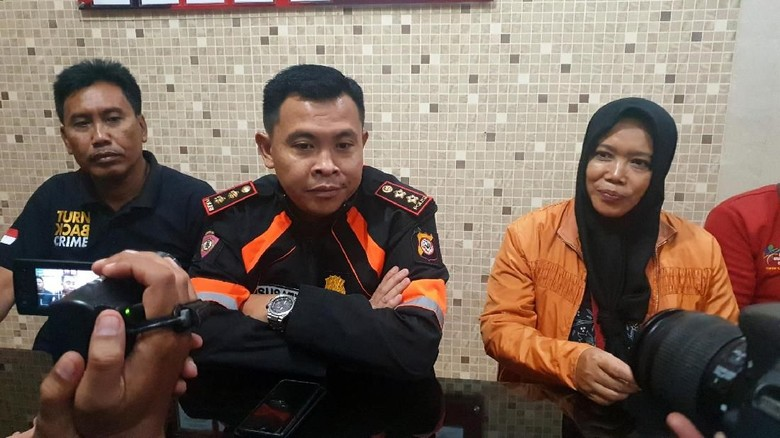 Soal Perekam Video Penggal Jokowi Seorang Guru di Sukabumi, Ini Faktanya