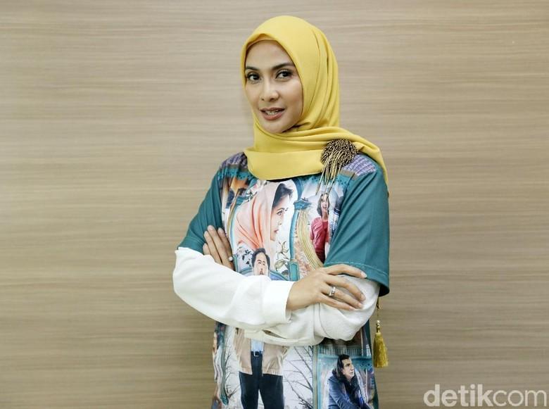 Maudy Koesnaedi Foto: Asep Syaifullah/detikHOT