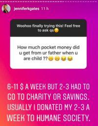 Mengejutkan, Uang Saku Putri Bill Gates Cuma Rp 150 Ribu