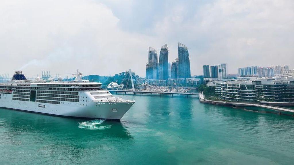 Naik Kapal Pesiar Gratis dari Singapura ke Thailand, Ini Caranya