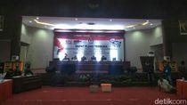 Rekapitulasi KPU Sumsel: Jokowi-Maruf 40,3%, Prabowo-Sandi 59,7%