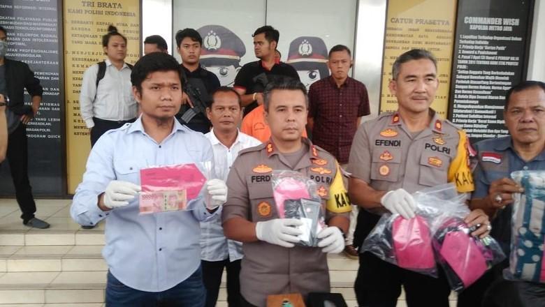 Ini Motif Pelanggan Bunuh Wanita Teman Kencan di Apartemen Tangerang