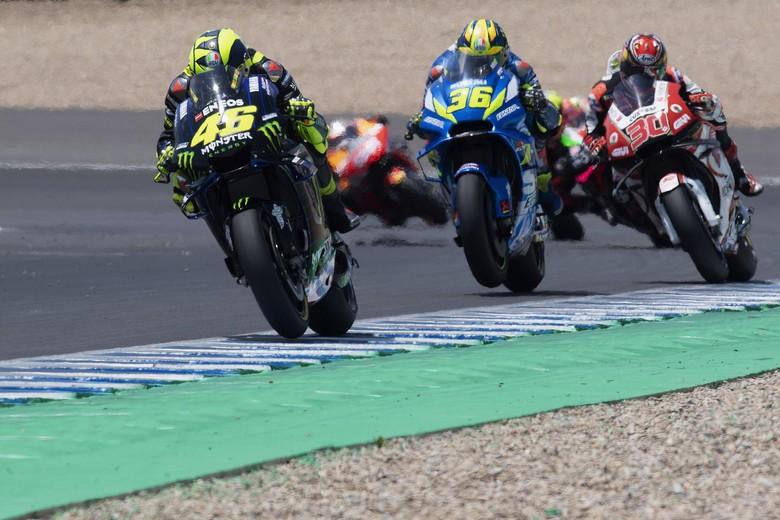 Motor MotoGP. Foto: Mirco Lazzari gp/Getty Images