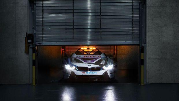 BMW i8 di Formula E