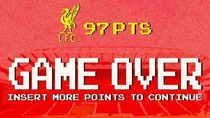 Liverpool Game Over