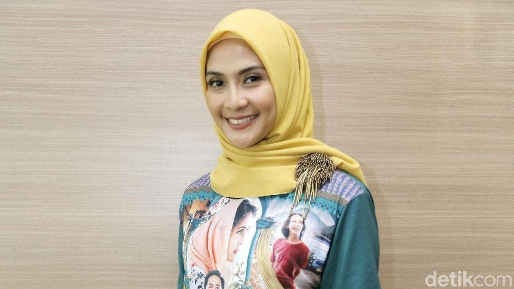 Maudy Koesnaedi Tak Mau Berhijab Cuma Karena Dibilang Cantik