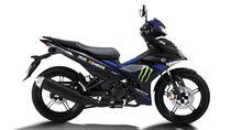 Yamaha MX King 150 Livery Monster Energy ala Rossi, Keren Gak?