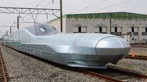 Lagi, Jepang Sedang Tes Kereta Peluru Paling Cepat Sedunia