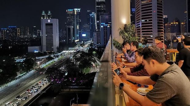 Fotografer Ini Bagikan Tips Fotografi Cityscape