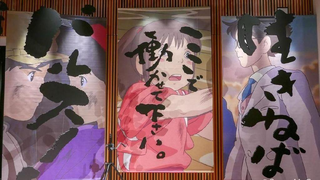 Asyik! Museum Studio Ghibli Kini Bisa Dikunjungi Secara Virtual