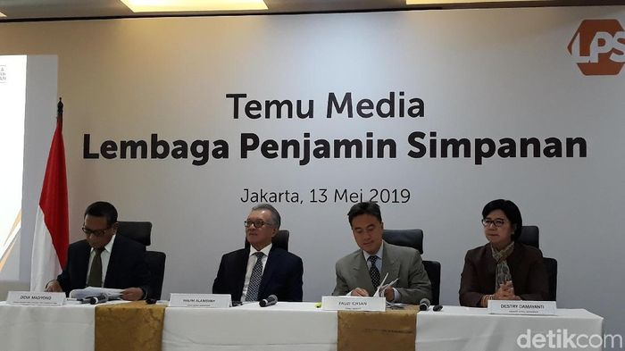 Foto: Konpers LPS - Danang Sugianto/Detikfinance