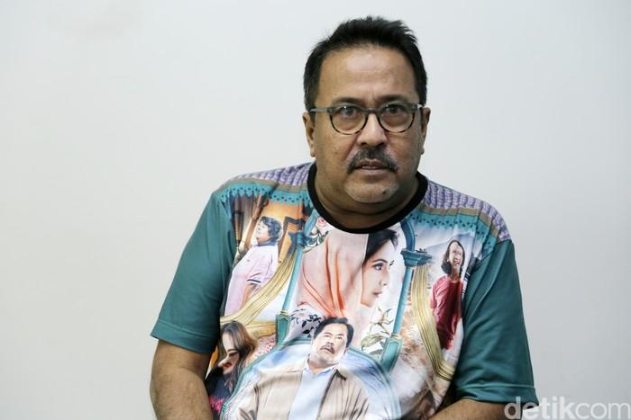 Rano Karno (Asep Syaifullah/detikHOT)