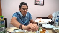 Sandiaga: Aturan Makan 20 Menit, yang Punya Resto Harus Lebih Gercep