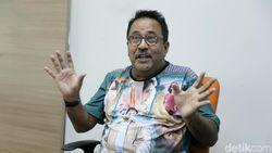 Bakal Duduk di Kursi DPR RI, Rano Karno Tidak akan Tinggalkan Film