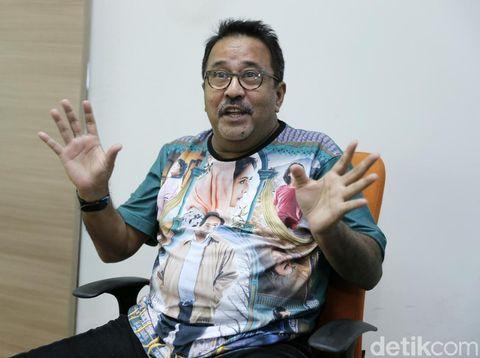 Optimis Melenggang ke Senayan, Rano Karno Tak Sangka Masuk Politik