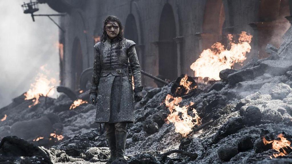 Fans Minta Spinoff Arya Stark, HBO: Tidak, Tidak, Tidak!