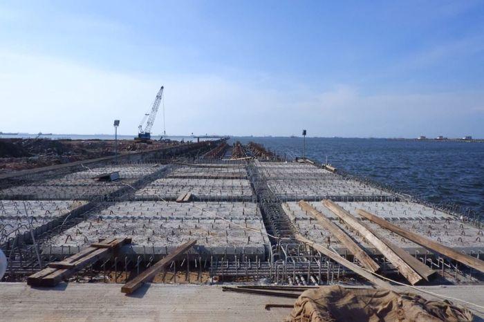 Pelabuhan Marunda/ Foto: Muhammad Idris/Detikcom