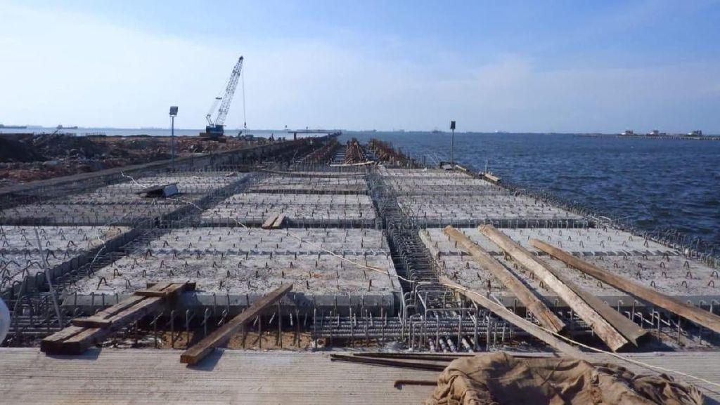 KCN Komitmen Rampungkan Pelabuhan Marunda Pada 2023