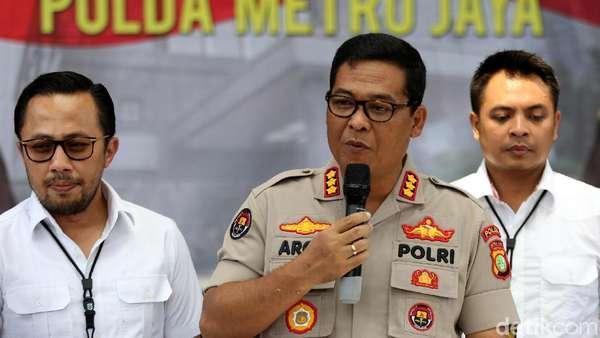 Polisi Cari Pelaku Lain Terkait Video Penggal Jokowi