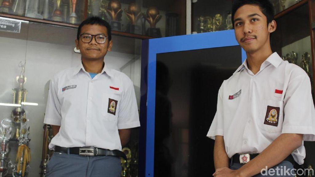Dua Siswa SMKN 1 Cimahi Raih Nilai UNBK Tertinggi di Jabar