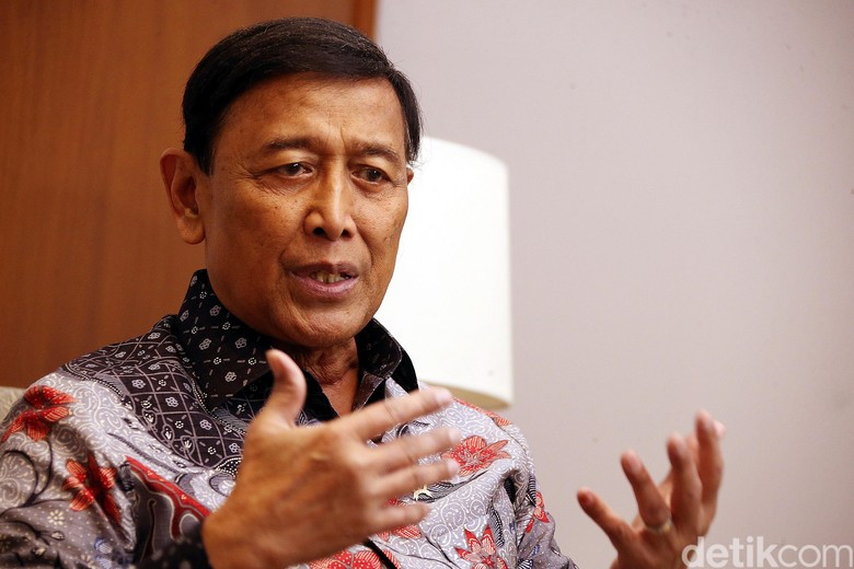 Amien Ingin Bawa ke Mahkamah Internasional, Wiranto Tanggapi Santai