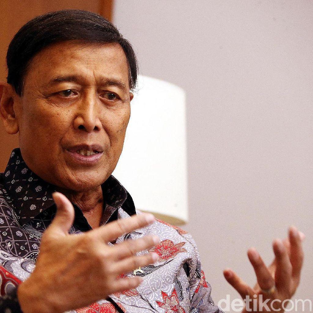 Pasca Penetapan Hasil Pemilu, Wiranto Ajak Warga Lapor Hal Mencurigakan