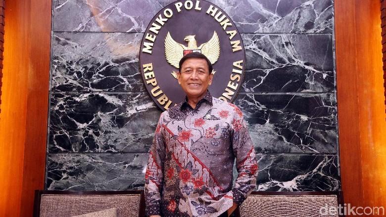 Wiranto Jamin Pengakuan Tersangka Kerusuhan Bukan Karangan