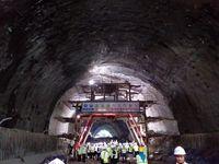 Terowongan Kereta Cepat di Walini