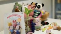 Bisnis Kerajinan Tangan, Crochet Beromzet Menjanjikan