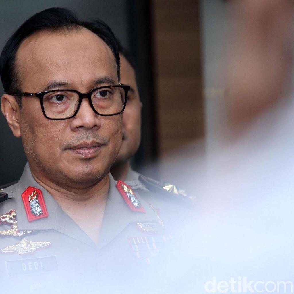 Polri Sebut Teroris Cirebon Ingin Serang Polres-Rumah Ibadah Pakai Bom Racun