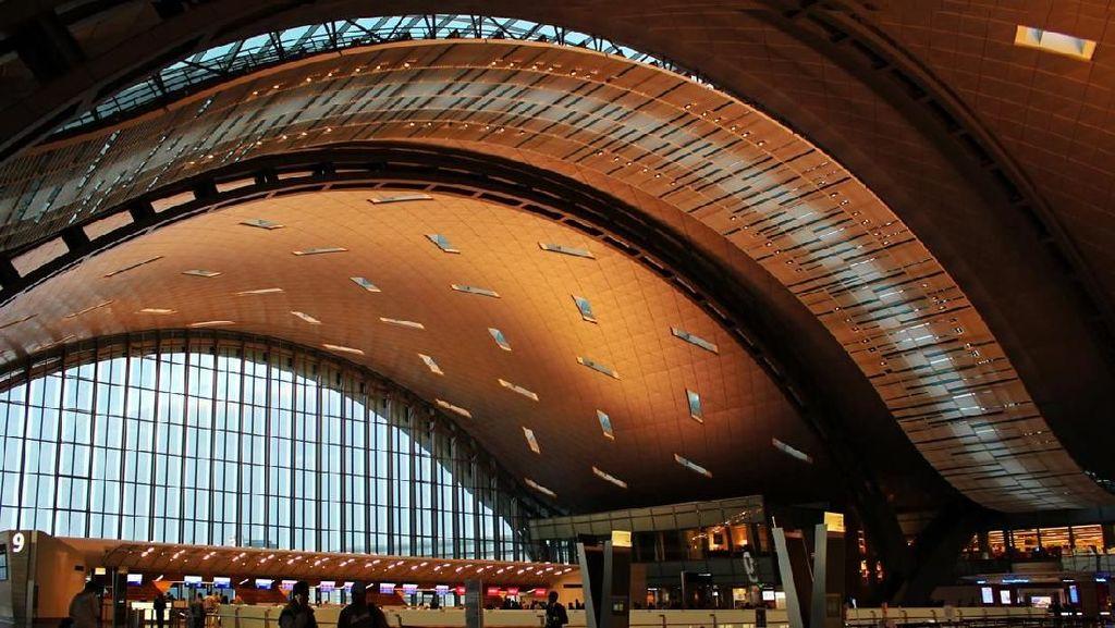 Bandara Terbaik Dunia 2019: Bukan Changi, Tapi Hamad