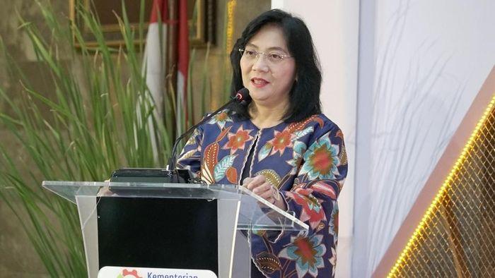Direktur JenderaI Industri Kecil, Menengah dan Aneka (IKMA) Kementerian Perindustrian Gati Wibawaningsih/Foto: Dok. Kementerian Perindustrian