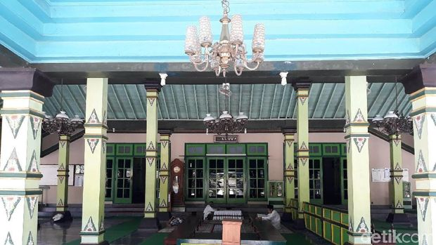 Masjid Taqwa Wonokromo, Bantul.