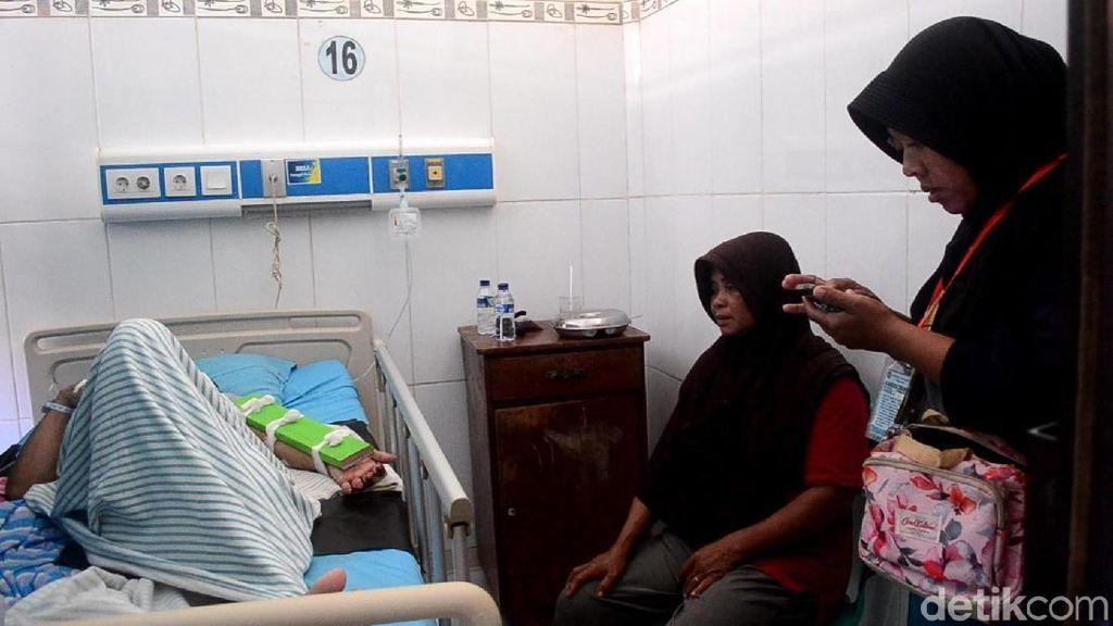 Mertua Korban Amukan Menantu di Purworejo Meninggal