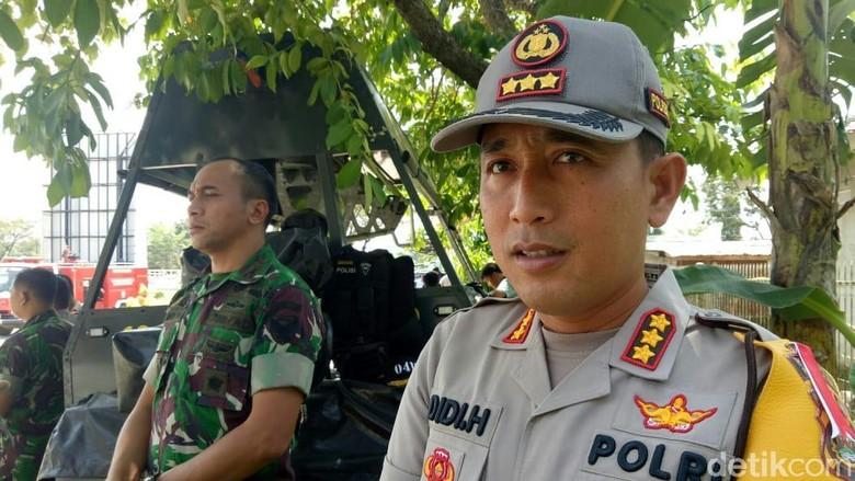 Perut Aiptu Yashudi Ditembak Saat Gagalkan Perampokan di Palembang