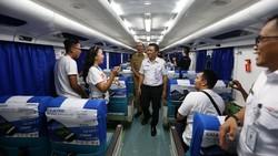 KA Lokal Jakarta Tak Beroperasi Hingga 31 Juli