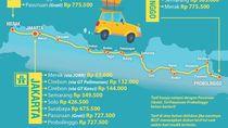 Sistem One Way, Transaksi Tol Trans Jawa Diberlakukan Setiap Klaster