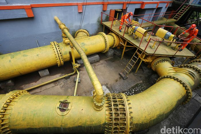 Pembangkit Listrik Tenaga Air (PLTA) warisan Belanda ini terletak di Pengalengan, Kabupaten Bandung, Jawa Barat.