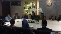 Din Syamsuddin cs Temui Ketua DPR, Minta Bentuk TGPF KPPS Meninggal