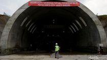 Terowongan Walini Dikebut untuk Jalur Kereta Cepat Jakarta-Bandung