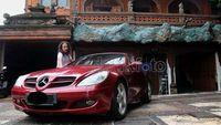 Ki Joko Bodo dengan Mercedes-Benz SLK (2012)