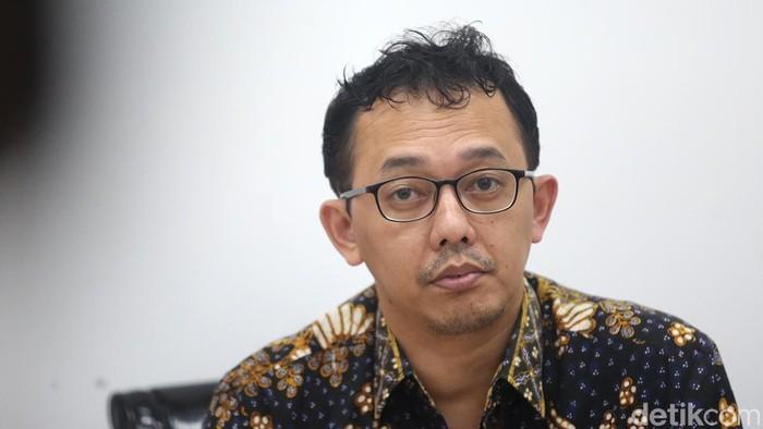 Komisioner Komnas HAM Beka Ulung Hapsara (Ari Saputra/detikcom)