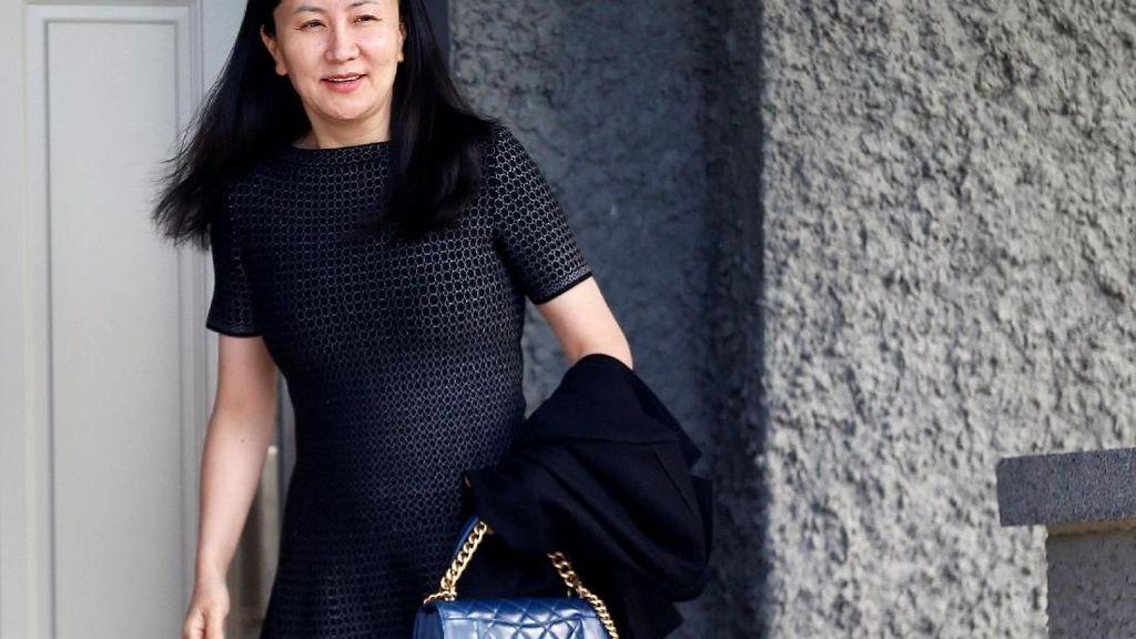 Bos Huawei Setahun Ditahan, China Peringatkan Kanada