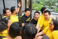 Tren #WahyooChallenge, Ajak Netizen Bagikan Makanan Gratis untuk Driver Ojol