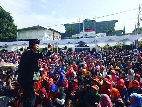 Raih 4 Juta Suara, Oni SOS Kembali Jadi Senator Dari Jawa Barat
